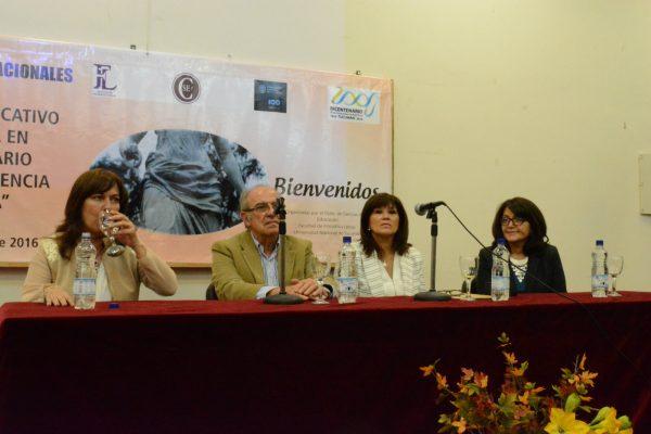 """II Jornadas Internacionales """"El Sistema Educativo y la Cultura en el Bicentenario"""""""