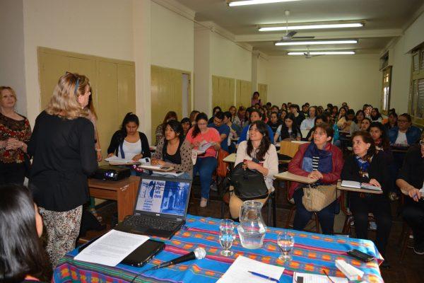 """Primeras Mesas de Trabajo Social """"Pensar las prácticas"""""""