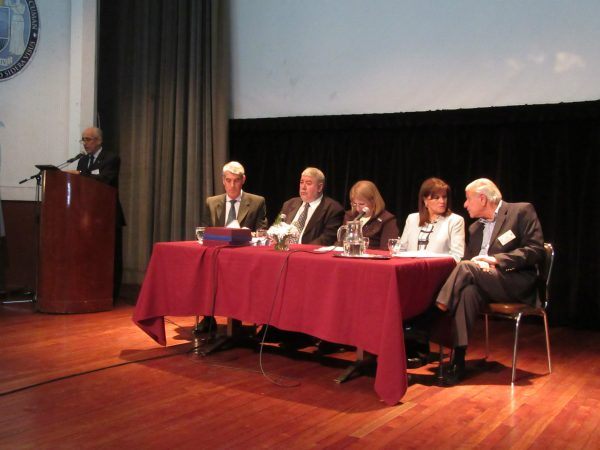 La Facultad fue sede del Congreso Internacional de Geografía – 77º Semana de Geografía