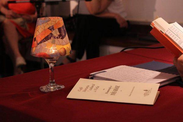 """Café Literario y Cultural Virla. """"Homenaje a Inés Aráoz"""""""
