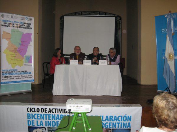 """Ciclo de Actividades """"Bicentenario de la Independencia Argentina"""""""