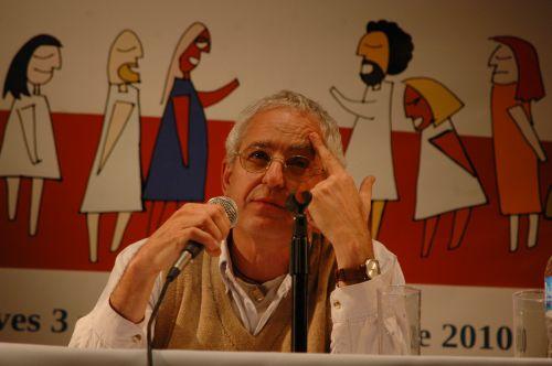 Homenaje al Escritor e Historiador Eduardo Rosenzvaig