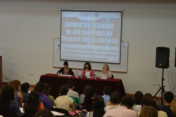 I Encuentro Regional NOA FAUATS