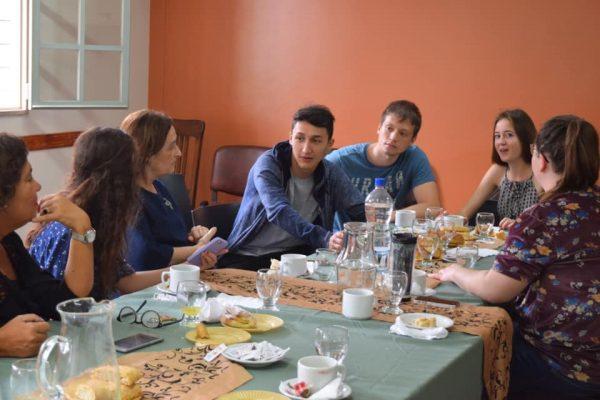 Intensa actividad en la Coordinación de Relaciones Internacionales