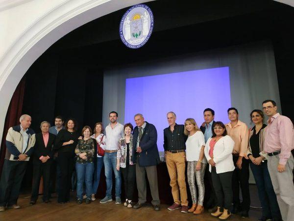 """Conferencia """"Los Desastres Socionaturales y la Política"""" del Prof. Luis Jaime"""