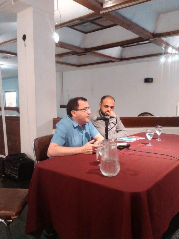 Reanudó el Café Literario y Cultural del Virla