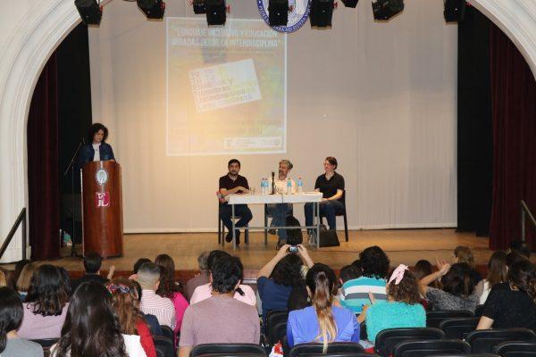 """Primer Conversatorio """"Lenguaje inclusivo y educación"""""""