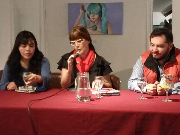 Se realizó una nueva edición del Café Literario y Cultural del Virla