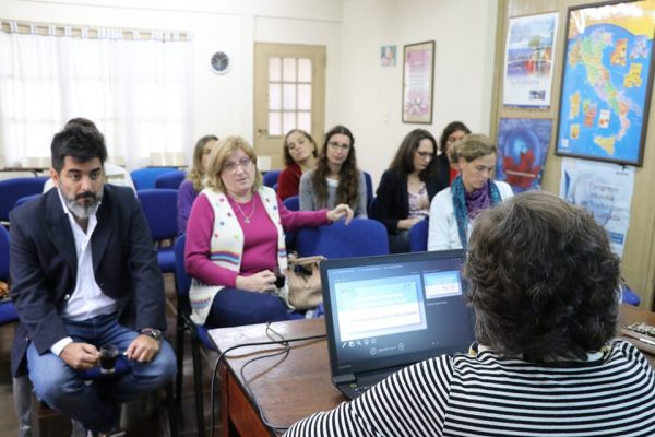 Presentación del Consorcio Interuniversitario ELSE-CIN y del CELU