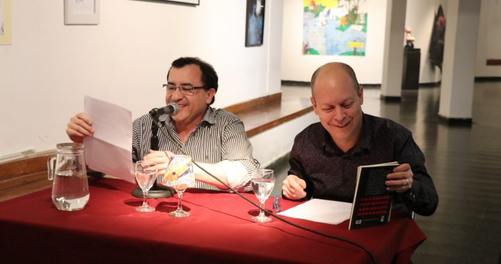 Fotografía Guillermo Siles y Silvio Mattoni