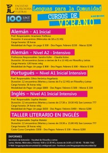 cursos lenguas