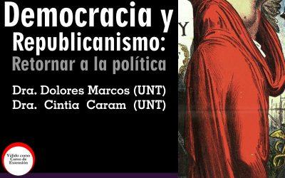 """Posgrado """"Democracia y Republicanismo"""""""