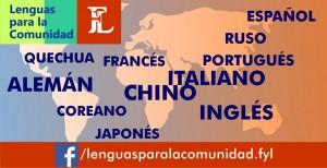 lenguas para la comunidad