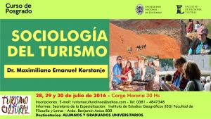 08-CURSO SOCIOLOGIA DEL TURISMO - KORSTANJE