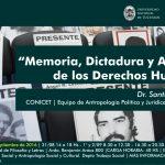 Memoria, Dictadura y Activismo de los Derechos Humanos