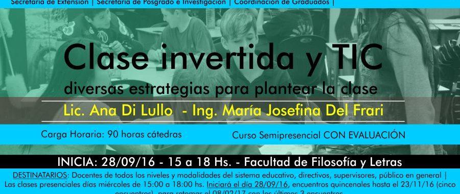 CLASE INVERTIDA Y TIC