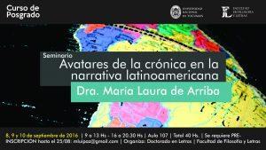POSGRADO MARIA LAURA DE ARRIBA