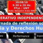 Operativo Independencia. Jornada de Reflexión