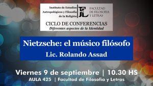 CONFERENCIA ROLANDO ASSAD