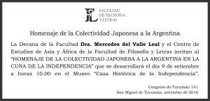 invitacion homenaje japon
