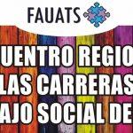Encuentro Regional de Carreras de Trabajo Social del NOA