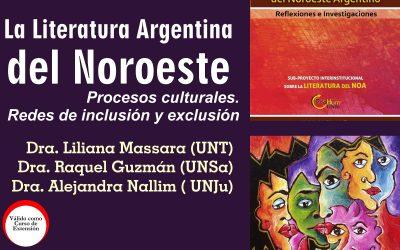 """Posgrado """"Literatura Argentina del NOA"""""""