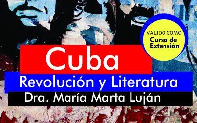 """Posgrado """"Cuba. Revolución y Literatura"""""""