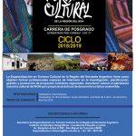 Especialización Turismo. Inscripción 2018