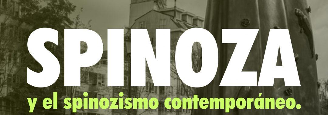 Posgrado Spinoza y el spinozismo contemporáneo.