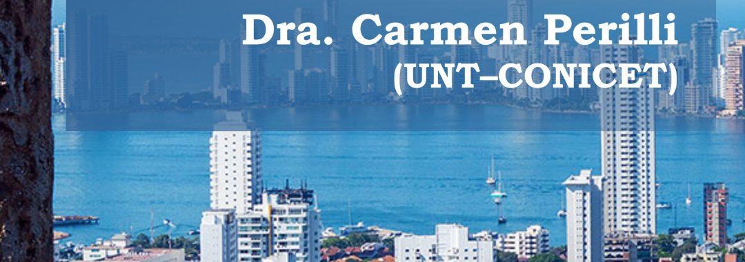 Posgrado dictado por Carmen Perilli Ciudad y Literatura en América Latina