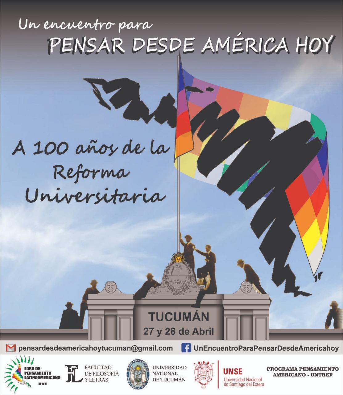 Jornadas Nacionales Preparatorias rumbo a la celebración de los 100 años