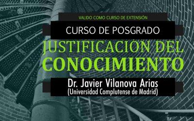 """Posgrado """"Justificación del conocimiento"""""""