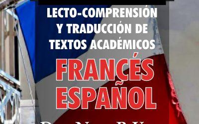 """Posgrado """"Lecto-comprensión y traducción de textos académicos francés-español"""""""