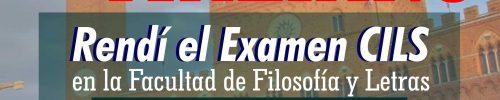 Exámenes CILS 2019. Nueva Fecha